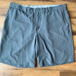 Nike golf shorts gray size 40